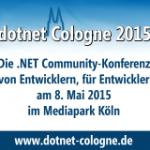 dotnet Cologne 2015