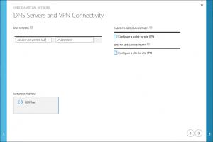 Virtuelles Netzwerk - DNS und VPN