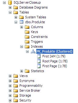 Internals Viewer Object Explorer