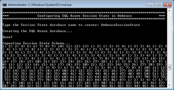 Windows Azure Accelerator für Umbraco - StartHere.cmd Skript (Teil 6)