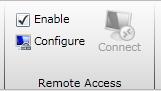Remote Access - Configure