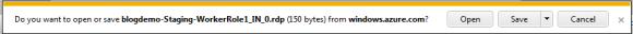 Internet Explorer - RDP Download