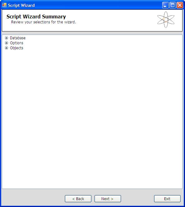SQL Azure Migration Wizard - Zusammenfassung