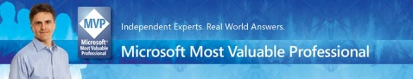 Microsoft Most Valuable Professional (MVP) 2012 für Windows Azure