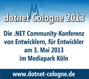 dotnet Cologne 2013