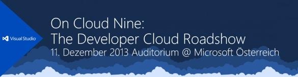 On Cloud Nine - The Developer Roadshow