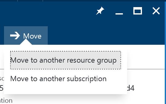Azure Storage Account (Classic) nach Azure Resource Manager